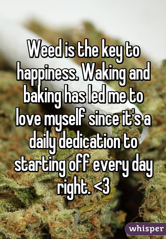 0526fa109388a3c305a32e8f071002191eeb1f wm 18 Reasons Why People Love To Wake & Bake