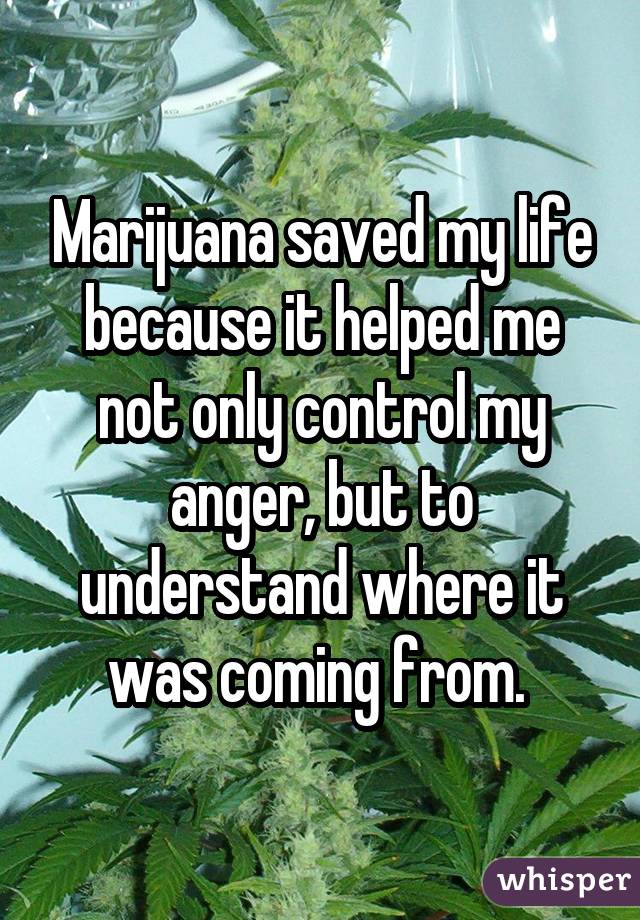 0526fa9a4294b91b26be17ca8a972f16b1eb5c wm How Marijuana Has Truly Saved People's Lives