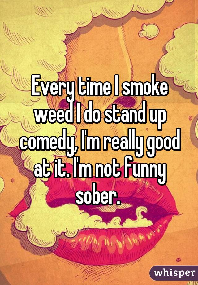 052799568e763582232672e7f9023a5a8d846d wm Stoners Share Their Funniest High Habits
