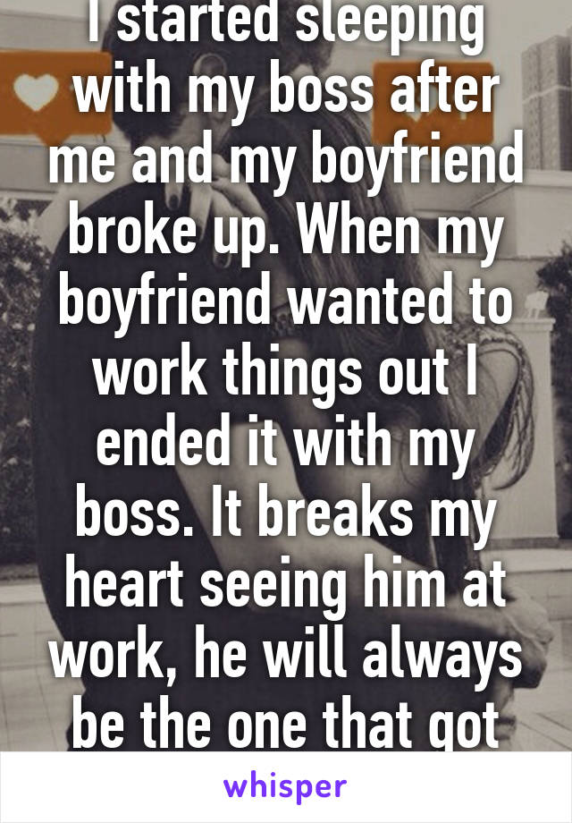 Met My Husband While Dating Someone Else