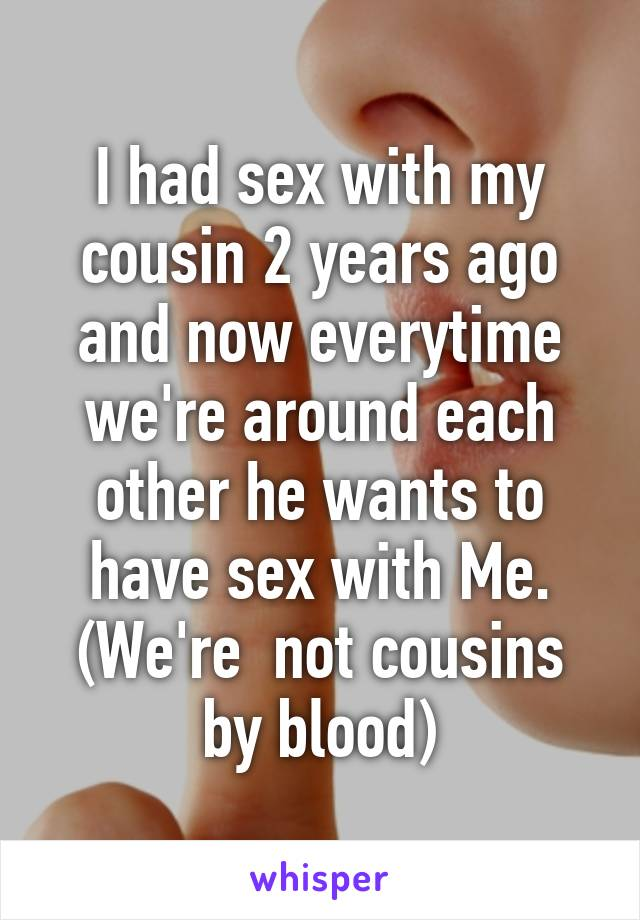 cousins sharing sex with each other