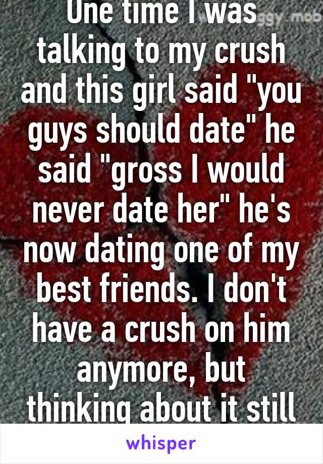 Dating a guy with a girl best friend