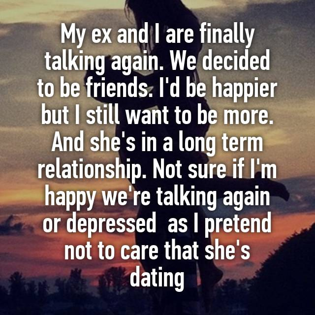 Signs shes not interested in dating you