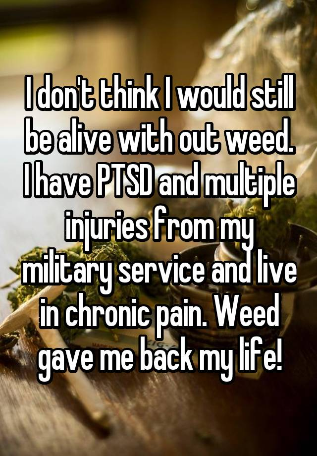 052903c278b776fde7af4bd43e1c09541227db v5 20 Reasons Military Veterans Need Cannabis