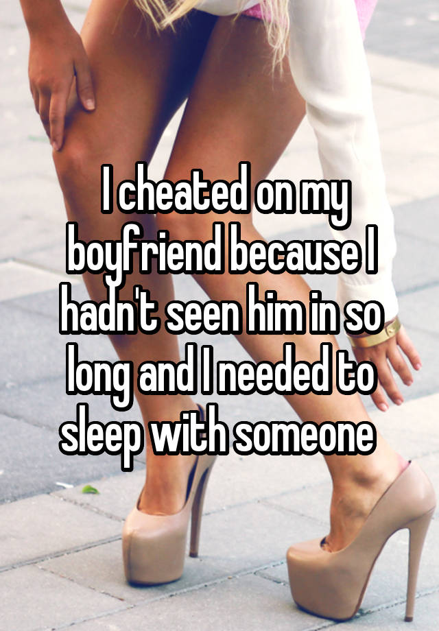 The Dumb Reasons Why Girls Cheat On Their Boyfriends