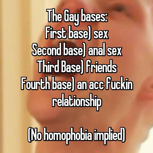 first base second base in dating