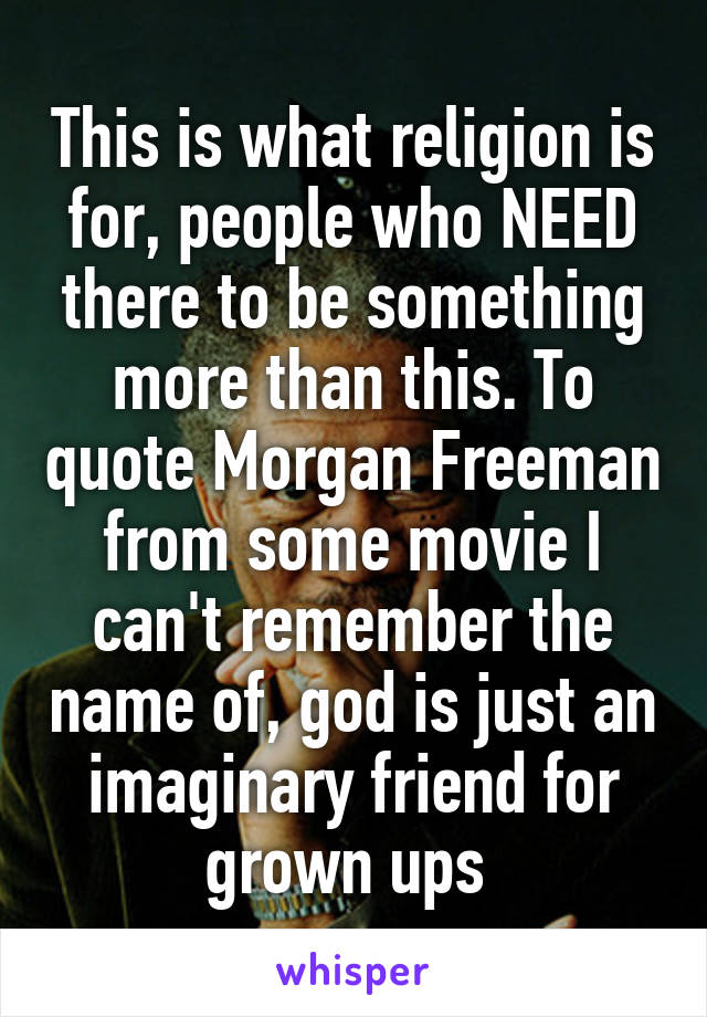 Whats a good name for an imaginary friends?