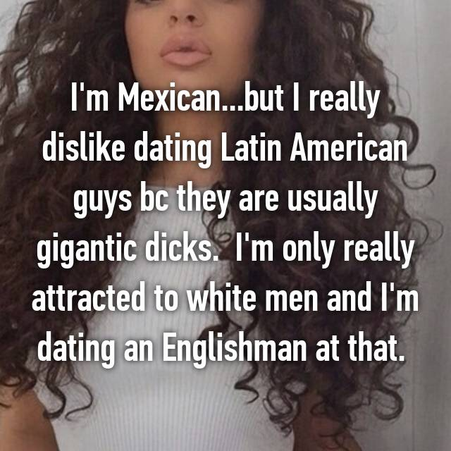 American dating englishman