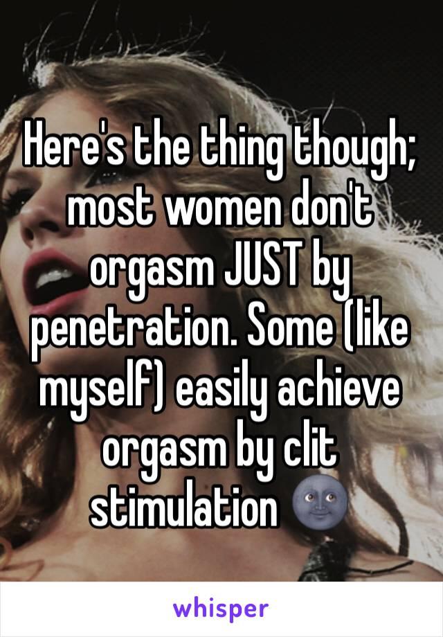 Women penetration orgasm