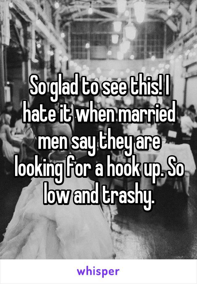 I Hate Hookup A Married Man