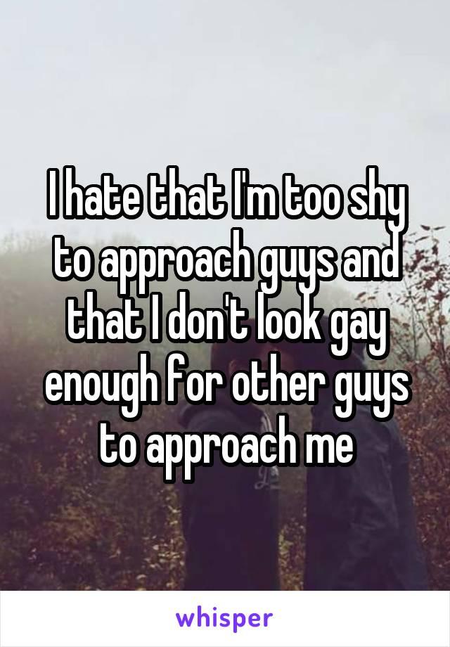 I hate that I