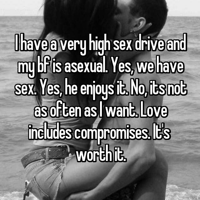 sexual dating an asexual