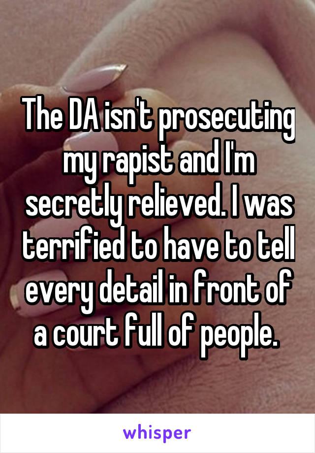 The DA isn