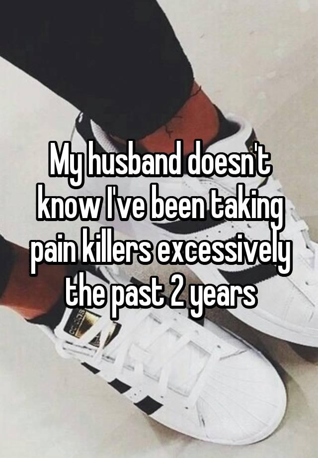 My husband doesn