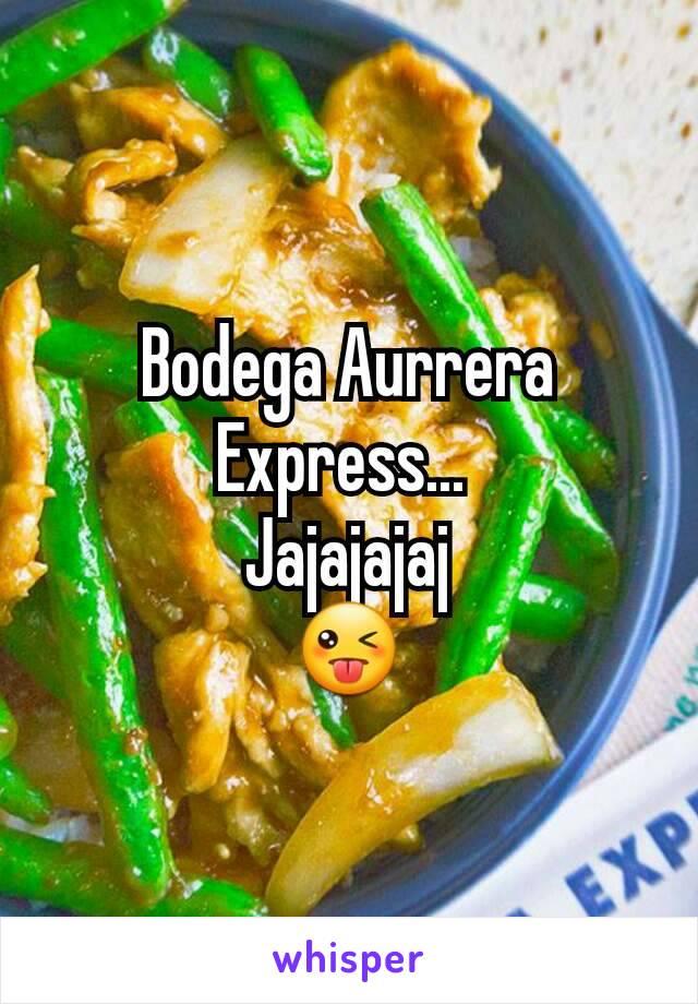 Bodega Aurrera Express