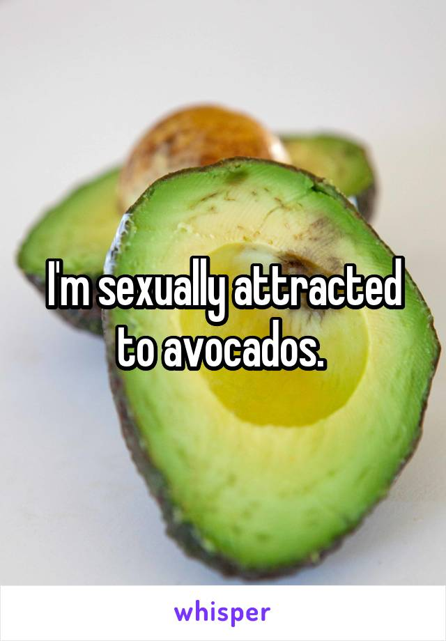 Sexually Attracted To Fruit