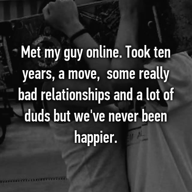 My online dating nightmare stories