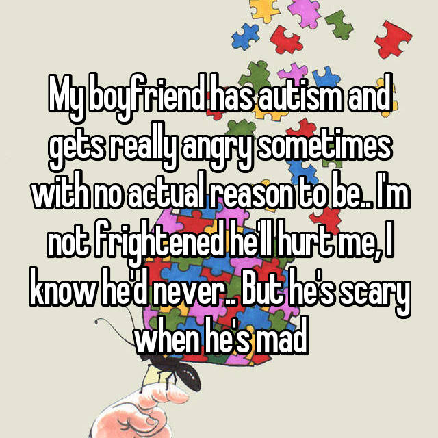 what is it like dating someone with autism