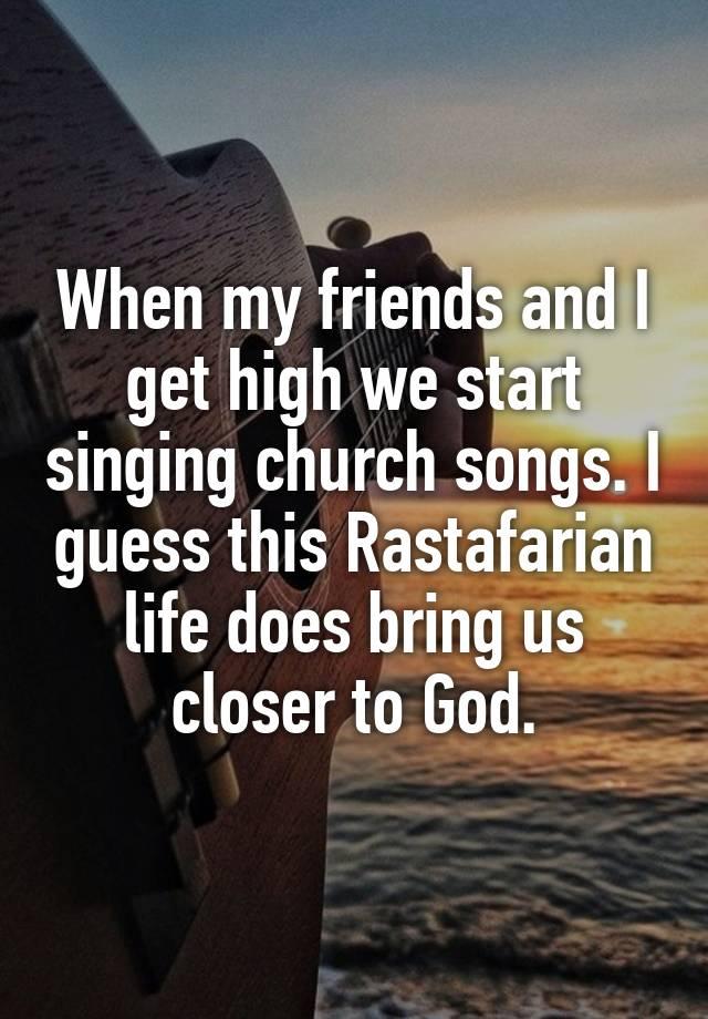 0532329f9fc97e0575079b4b99cce2ed361004 v5 What Its Like To Be Religious & Love Weed