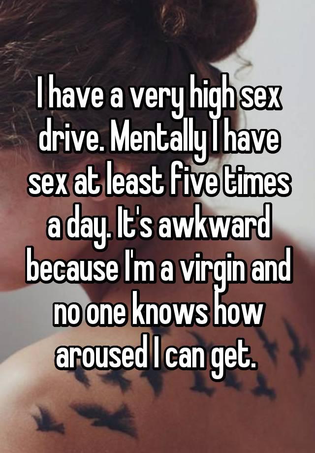 High Sex Drives 83