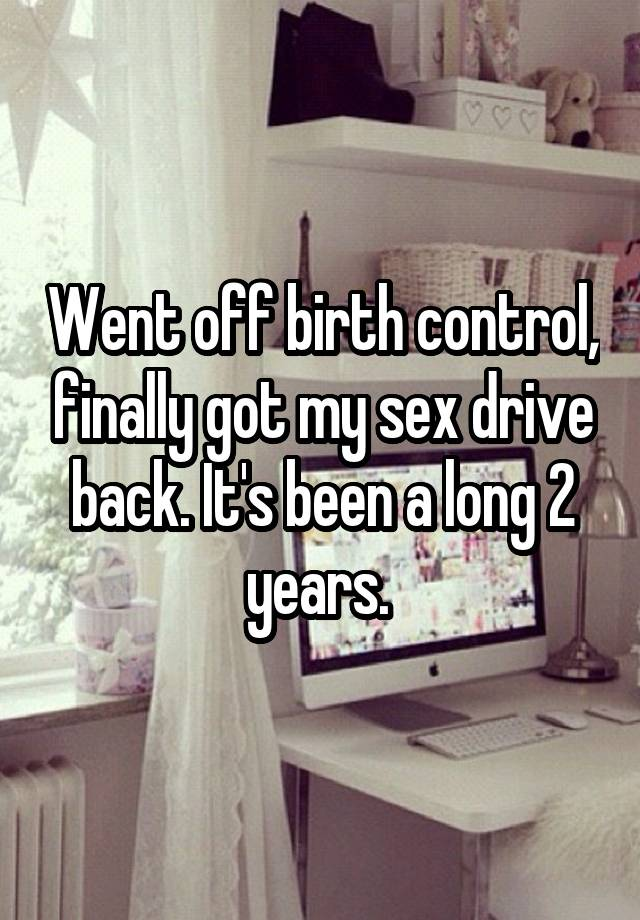 Birth control and sex drive images 46