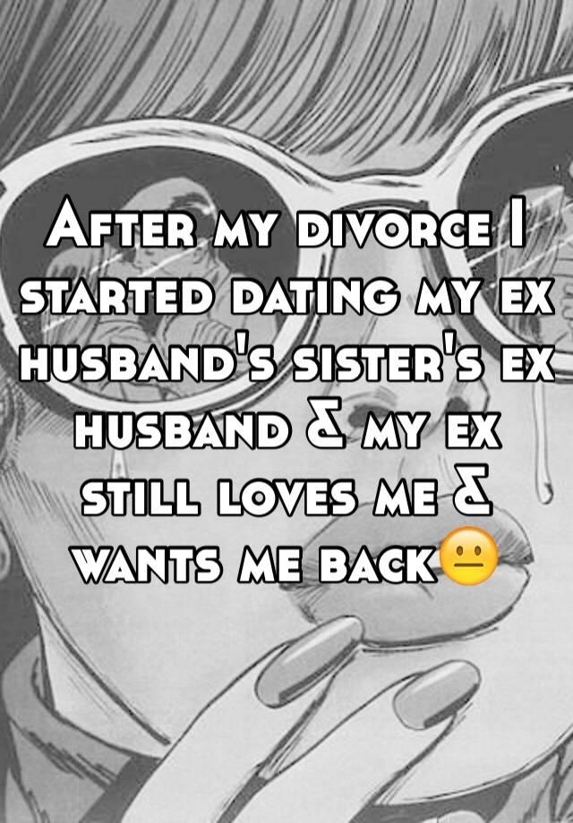 Dating My Ex Old man After Divorce
