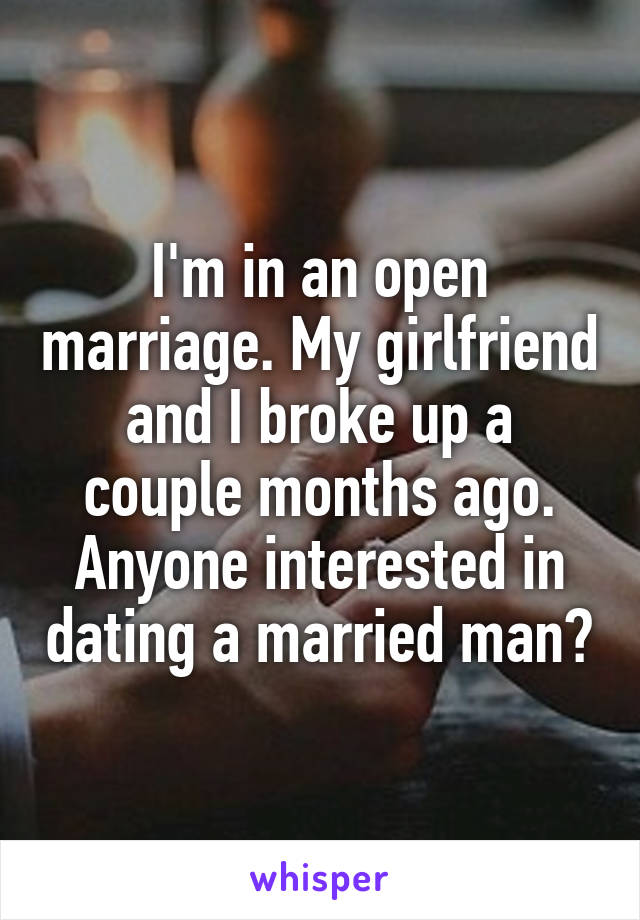 My Girlfriend Is Dating A Married Man