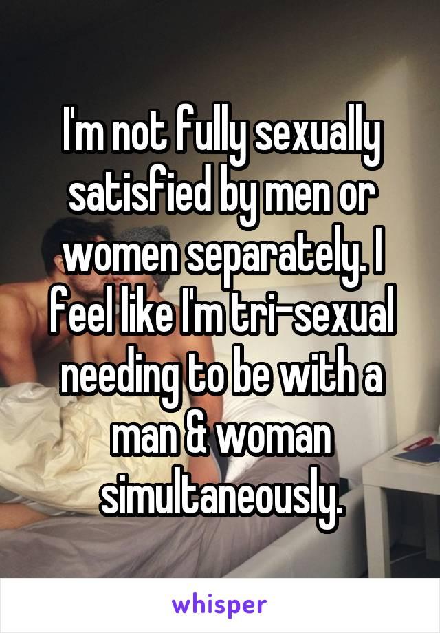 Tri sexual