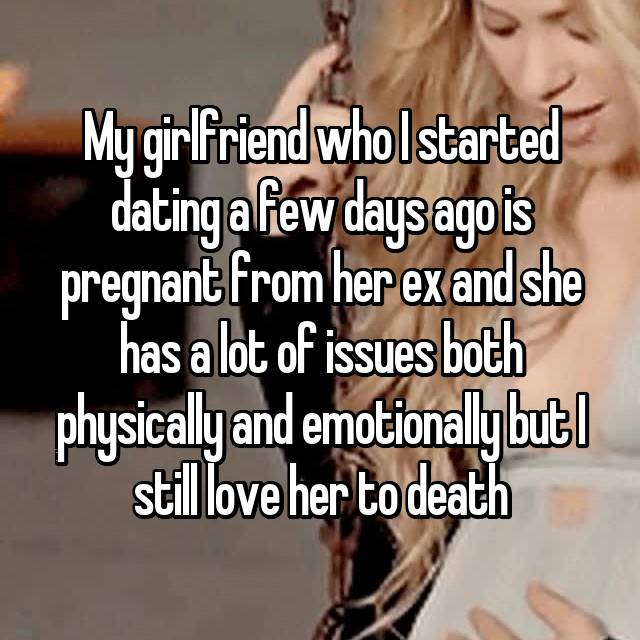 My ex is dating his ex girlfriend