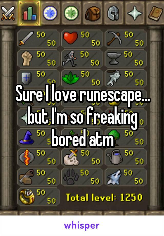 Runescape trainer download.