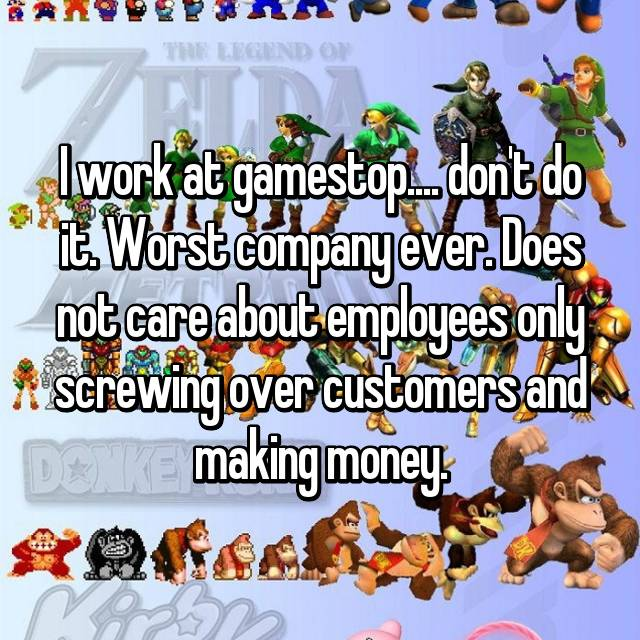 I work at gamestop.... don't do it. Worst company ever. Does not care about employees only screwing over customers and making money.