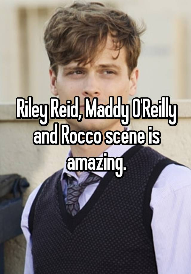 riley reid rocco