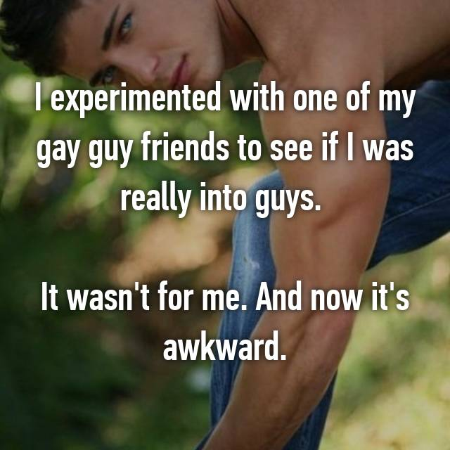 I Had Sex With A Guy 86