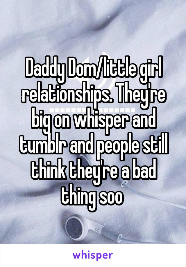 Daddy Dom Tumblr