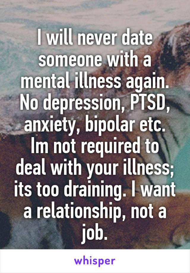 Mentalillnessdating