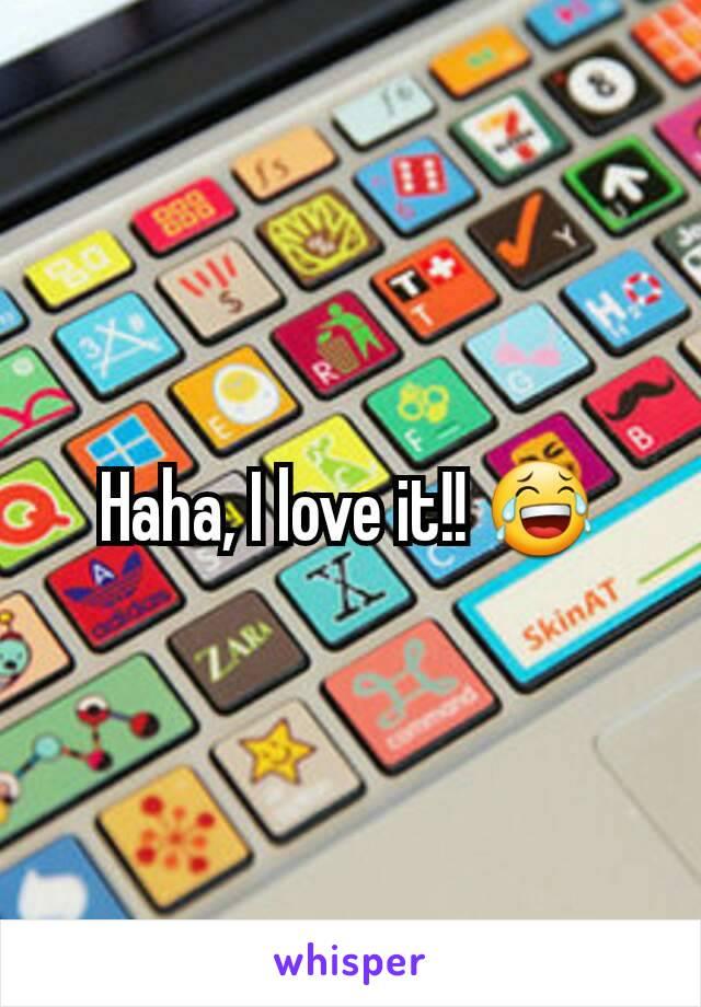 Haha, I love it!! 😂